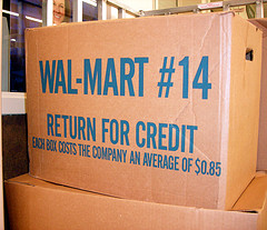 Are Banks Blocking Large Walmart Check Card Purchases?
