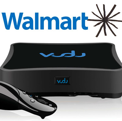 Walmarts Gets Into Streaming Video With Possible Vudu Acquisition