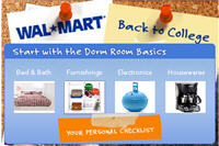 Facebook Users Hijack Walmart's Dorm Decoration Page