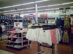 "Walmart Admits ""We're Not a Dept. Store,"" When It Comes To Fashion"