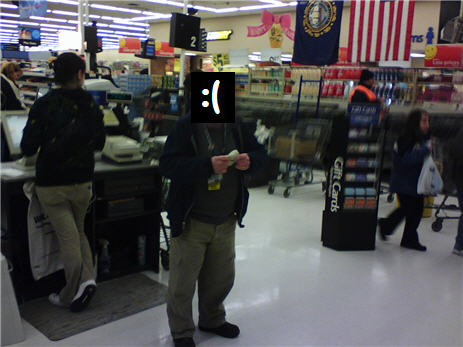 Detained And Harassed At Walmart For Not Showing A Receipt