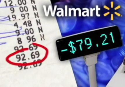 Walmart Continues To Short-Change Customers On Gift Receipts