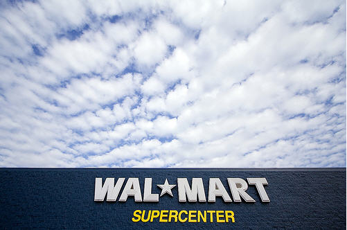 Teen Chooses Walmart Electronics Department As Best Location To Set Himself On Fire