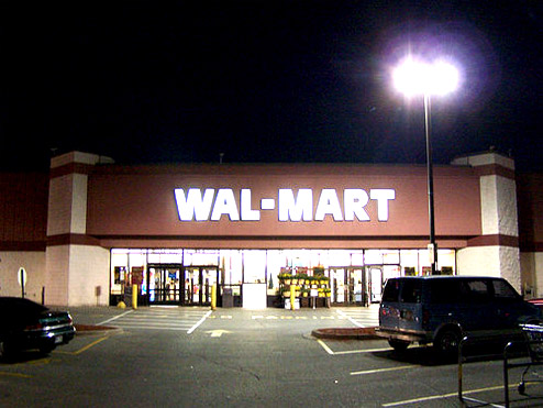 Walmart Worker Fired For Posting Joke On MySpace