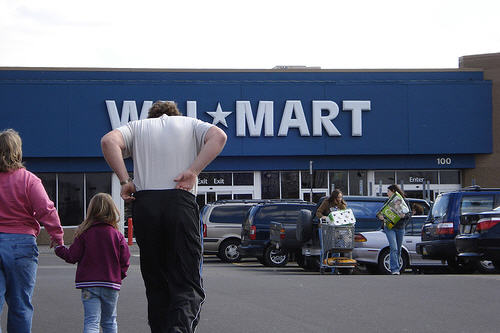 Spinning Walmart: Astroturfing, Edelman, And Why Walmart's TVs Are Tuned To Fox News