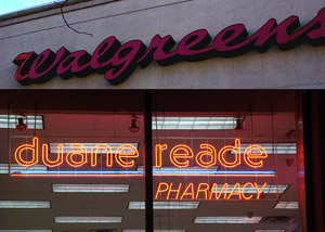 Walgreens Opens Wide, Swallows Up Duane Reade