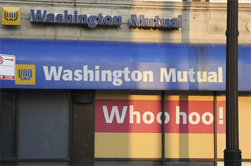 WaMu: Sorry We Don't Have Your $4200 In Cash, Want A Check?