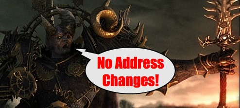 Electronic Arts Can't Process Address Change, Cancels Your Sold-Out Pre-Ordered Collector's Edition Of Warhammer