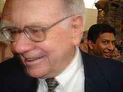 Buffett Begs Congress To Raise His Taxes