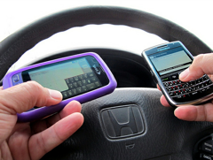 One In Three Teens Admits To Texting Or E-Mailing While Driving