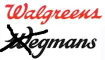 "Wegmans Settles Walgreens Lawsuit Over Not-At-All-Similar ""W"""