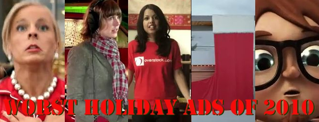 Vote Now For The Worst Holiday Ad Of 2010