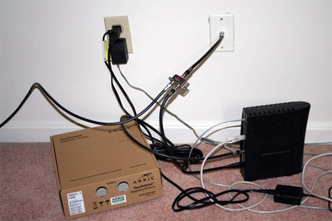 Comcast Installs Cable With Extreme Incompetence – Consumerist