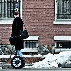 Owner Of Segway Company Dies While Riding Segway