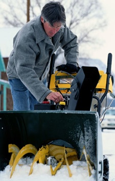 Sears Offer To Mail Customer Missing Key To Floor Model Snowblower