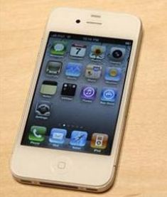 Want A White iPhone 4? You'll Have To Wait A While