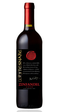 Get Your Rock & Roll Buzz On With Whitesnake Wine