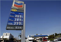 Retail Gas Prices Hit Record, $4 A Gallon Coming