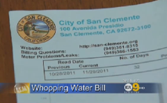 Man Claims His $800 Water Bill Is An Error Since He Hasn't Used 80,000 Gallons Of Water In The Last Month