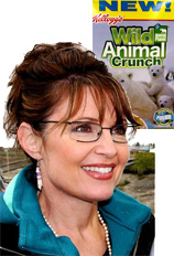 "Palin Takes Protecting Polar Bears ""Very Seriously"""