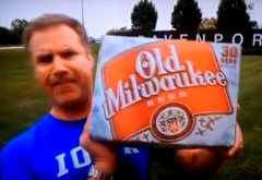 Will Ferrell Asks If He Can Star In Ads For Old Milwaukee Beer Free Of Charge