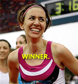 "Nike Customers Angry After Woman With Fastest Time Doesn't ""Win"" Marathon"