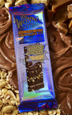 Wonka To Launch Premium Chocolate With Golden Tickets