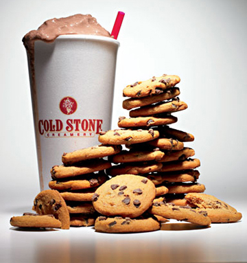 2,010 Calorie Cold Stone Shake Named Worst Drink In America