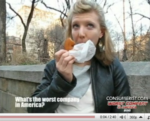 VIDEO: Hey Streets, What's The Worst Company In America?