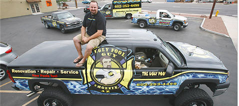 Would You Let This Guy Pay You To Wrap Your Car In Ads?