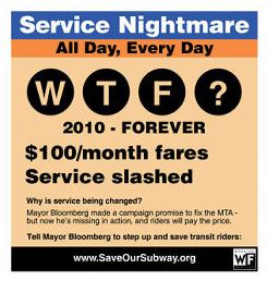 NYC Transit Fares Increase As Service Continues To Decrease
