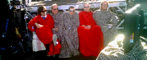 Weezer Introduces Weezer-Branded Snuggie, A Piece Of Us Dies Inside