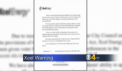 Pranksters Tell Xcel Energy Customers Their Power Is Being Shut Off