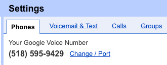 Port Your Mobile Number To Google Voice Now Live