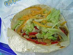 Outbreak Of Rare Salmonella Strains Linked To Taco Bell