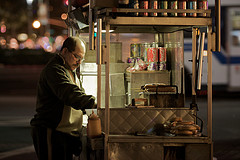 Food Carts Could Be Required To Post Letter Grades In New York