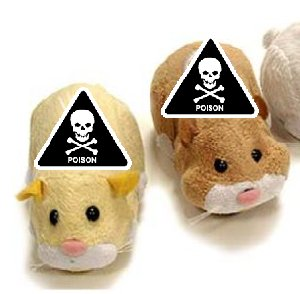 Zhu Zhu Pets May Contain Poisonous Substance: Should You Care?