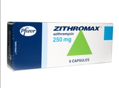 Study Links Popular Antibiotic Zithromax To Rare But Deadly Heart Risk