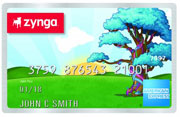 Zynga-Branded AmEx Prepaid Card Lets You Earn FarmVille Cash In The Real World
