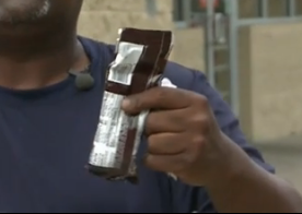 Would You Shop In A Store Hot Enough To Turn A Snickers Bar Into A Beverage?