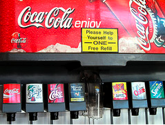 Poll Says Almost Half Of You Are Going To Drink At Least One Soda Today