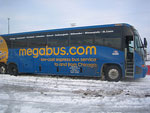 Waiting 3 Hours In The Heat For Our Bus, Megabus Only Answers Via Twitter