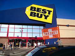 Best Buy Names New CEO, Even As Founder Angles To Buy Company Back
