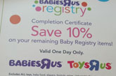 This Toys 'R' Us Coupon Excludes Toys. No, Really
