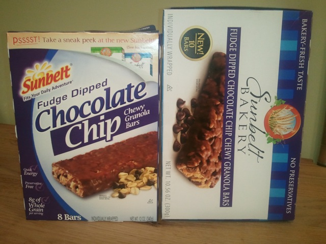 Sunbelt Brags About Adding More Granola Bars Per Box, Hits Said Bars With Grocery Shrink Ray