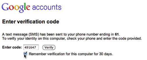 You Should Really Use Google Two-Factor Authentication