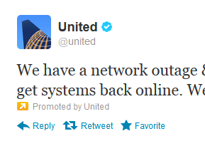 United Airlines Experiences System-Wide Outage, Leaves Travelers Stranded