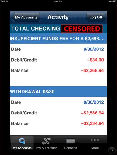 bank error not in your favor – Consumerist