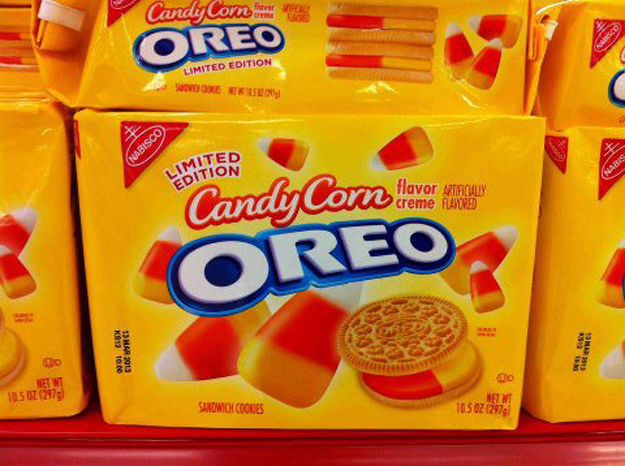 Everyone Is Either Aghast At Candy Corn Oreos Or Really, Really Into The Idea
