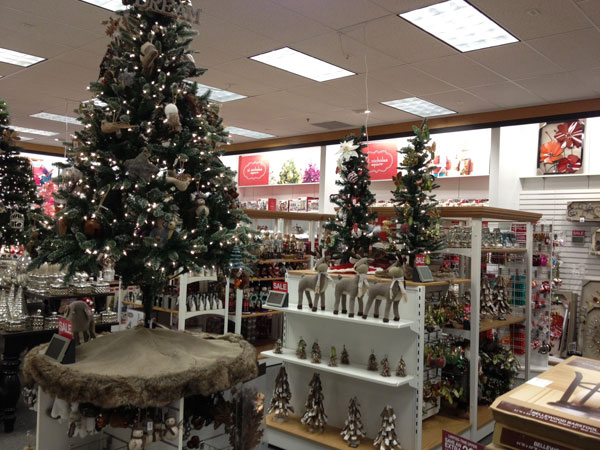 American Retail, Where Christmas Comes Six Weeks Before Halloween